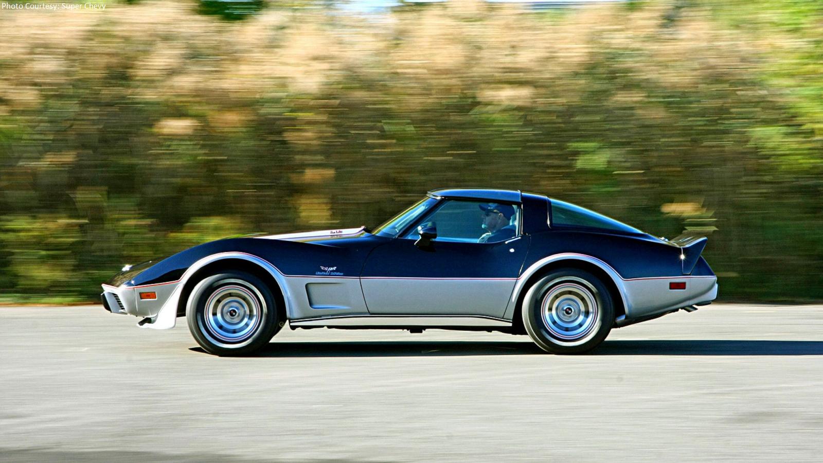 1978 Corvette Pace Car Is a Pristine Survivor