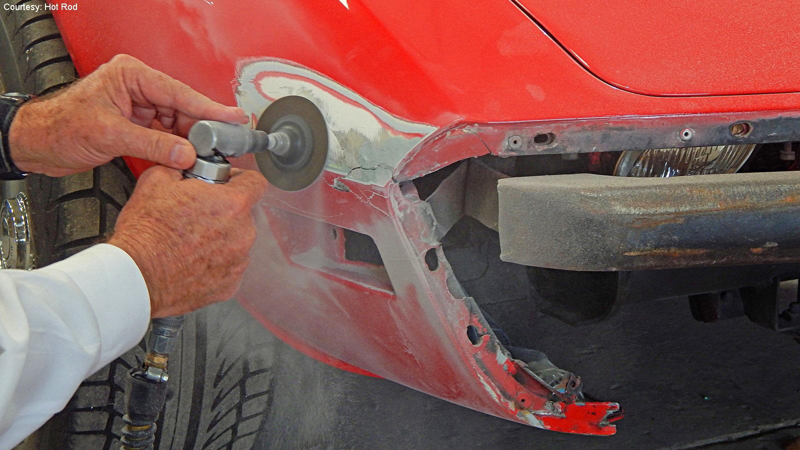 How to Repair Minor Fiberglass Damage