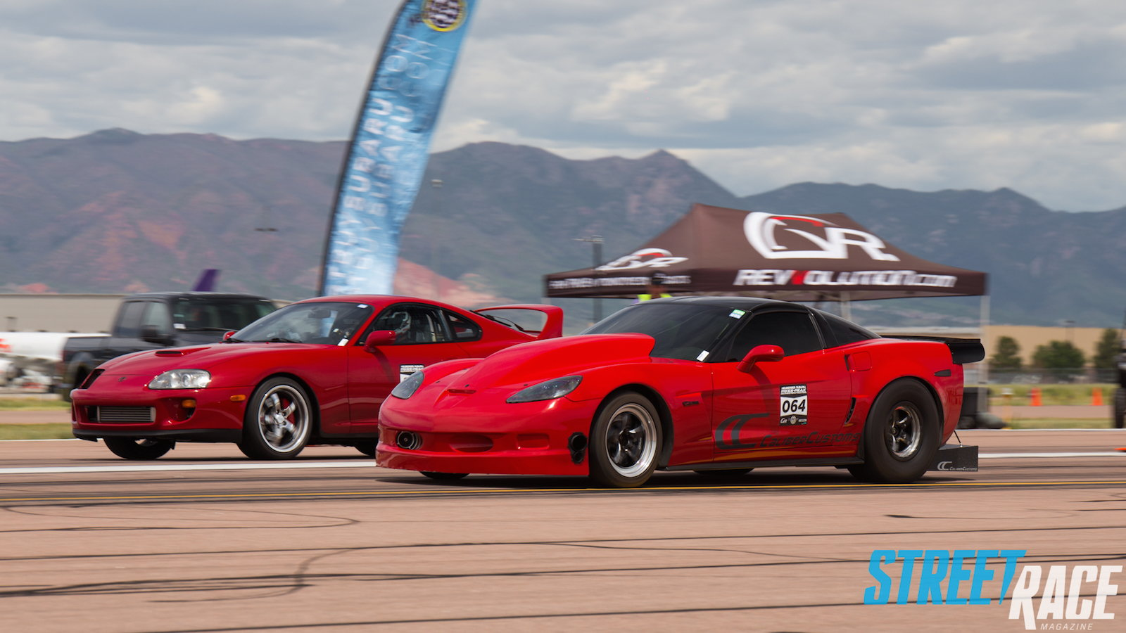 Corvette Hits 236 MPH in Half Mile Race