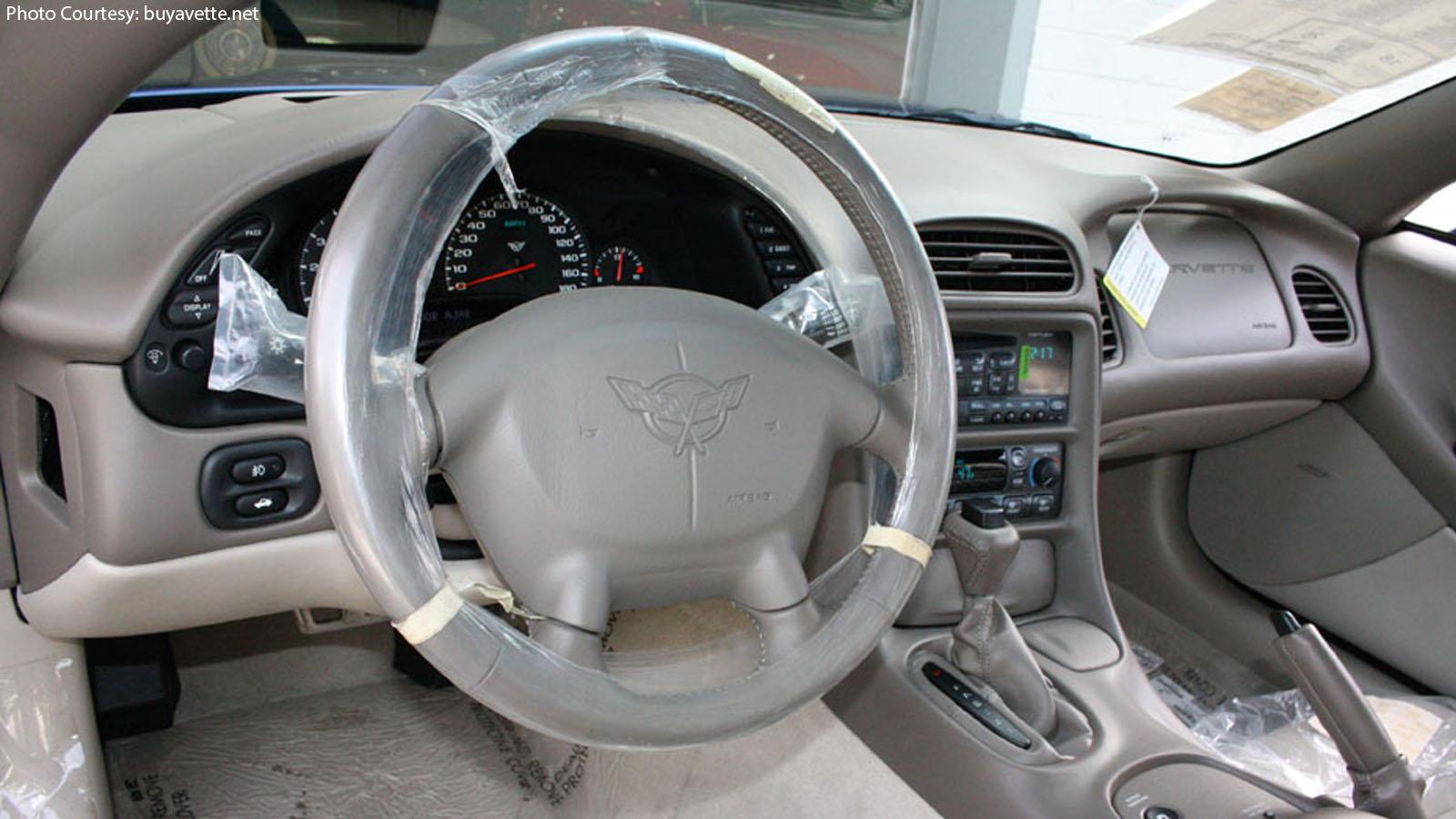 C5 Corvette, Last Production model