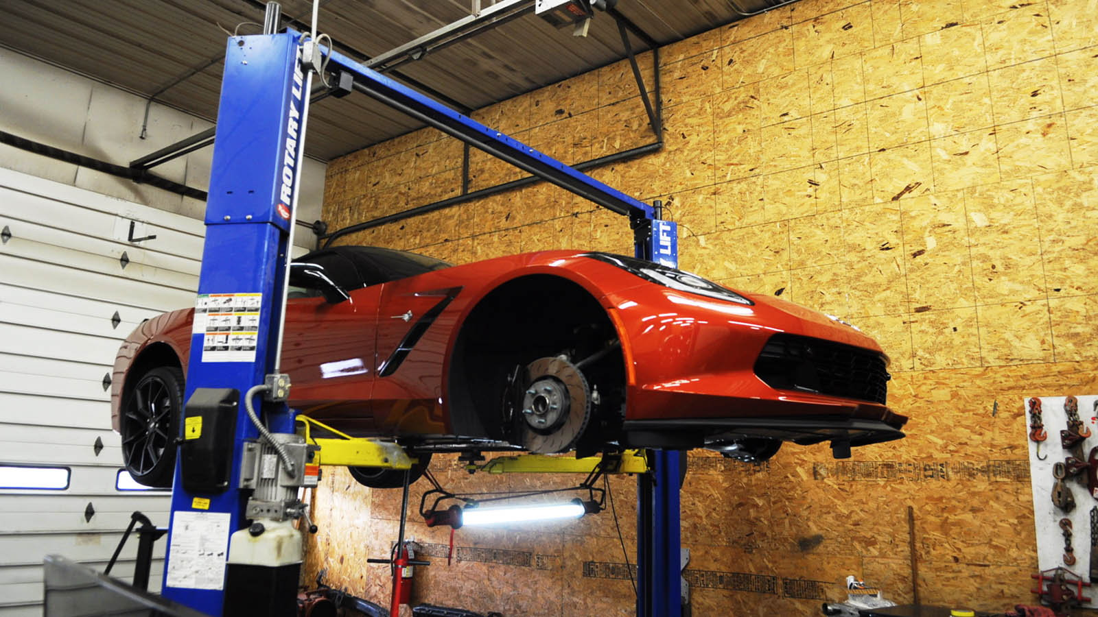 8 Tips for Keeping Your Corvette in Top Shape