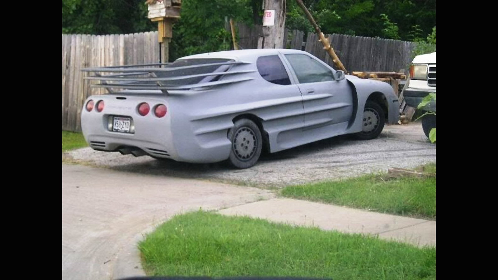 Ugliest Corvettes
