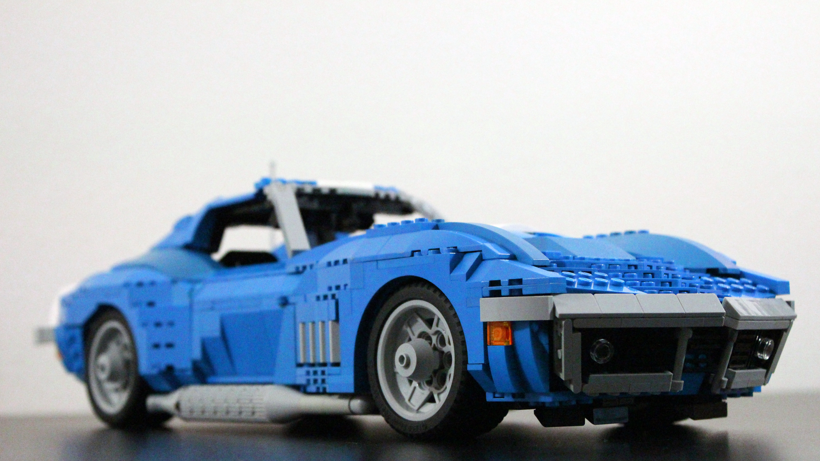 1969 Lego Corvette Is a Bricked Masterpiece