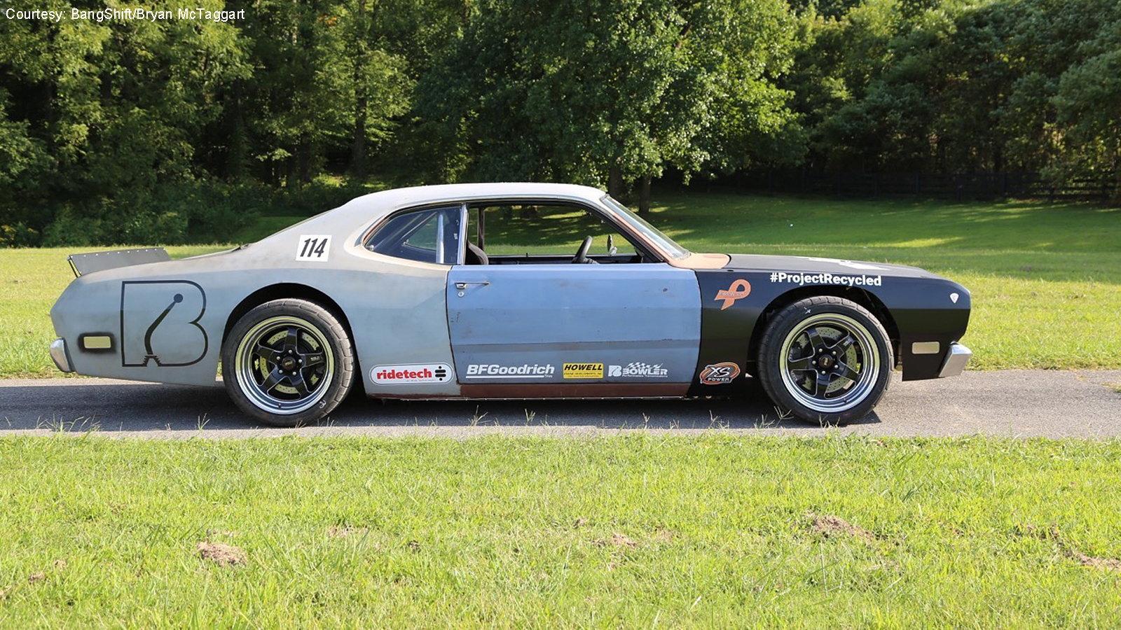 Is it Still a Corvette if it's Wearing Mopar Skin?