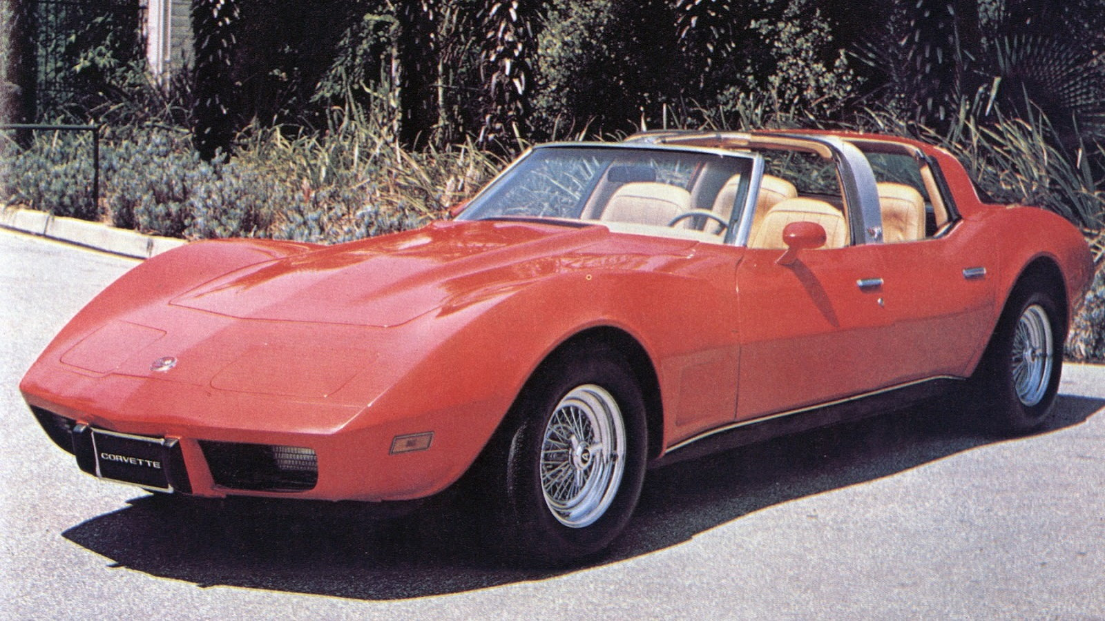 Four Door Corvette, Corvette C3, Conversion