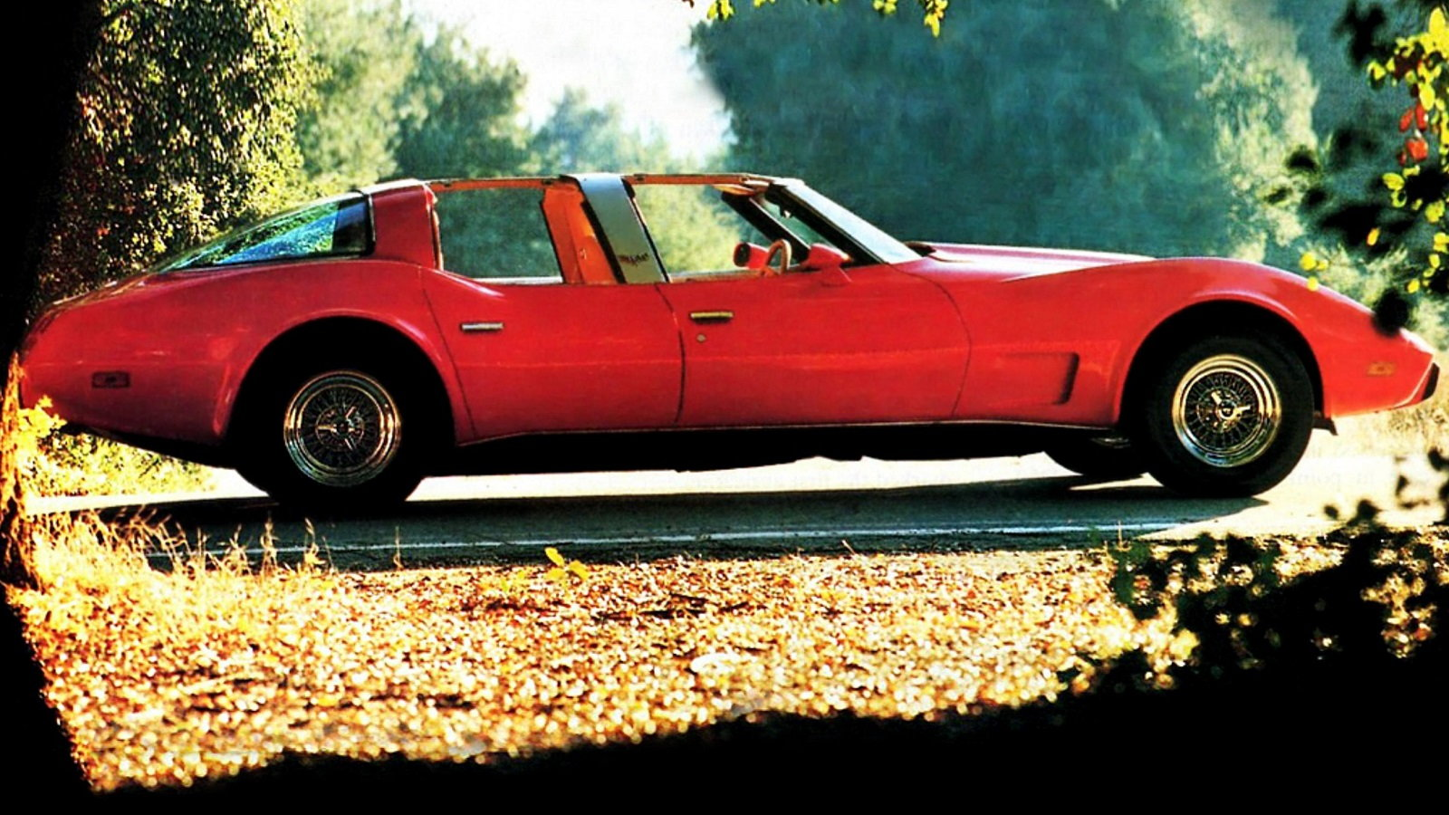 Four Door Corvette, Corvette C3, Conversion