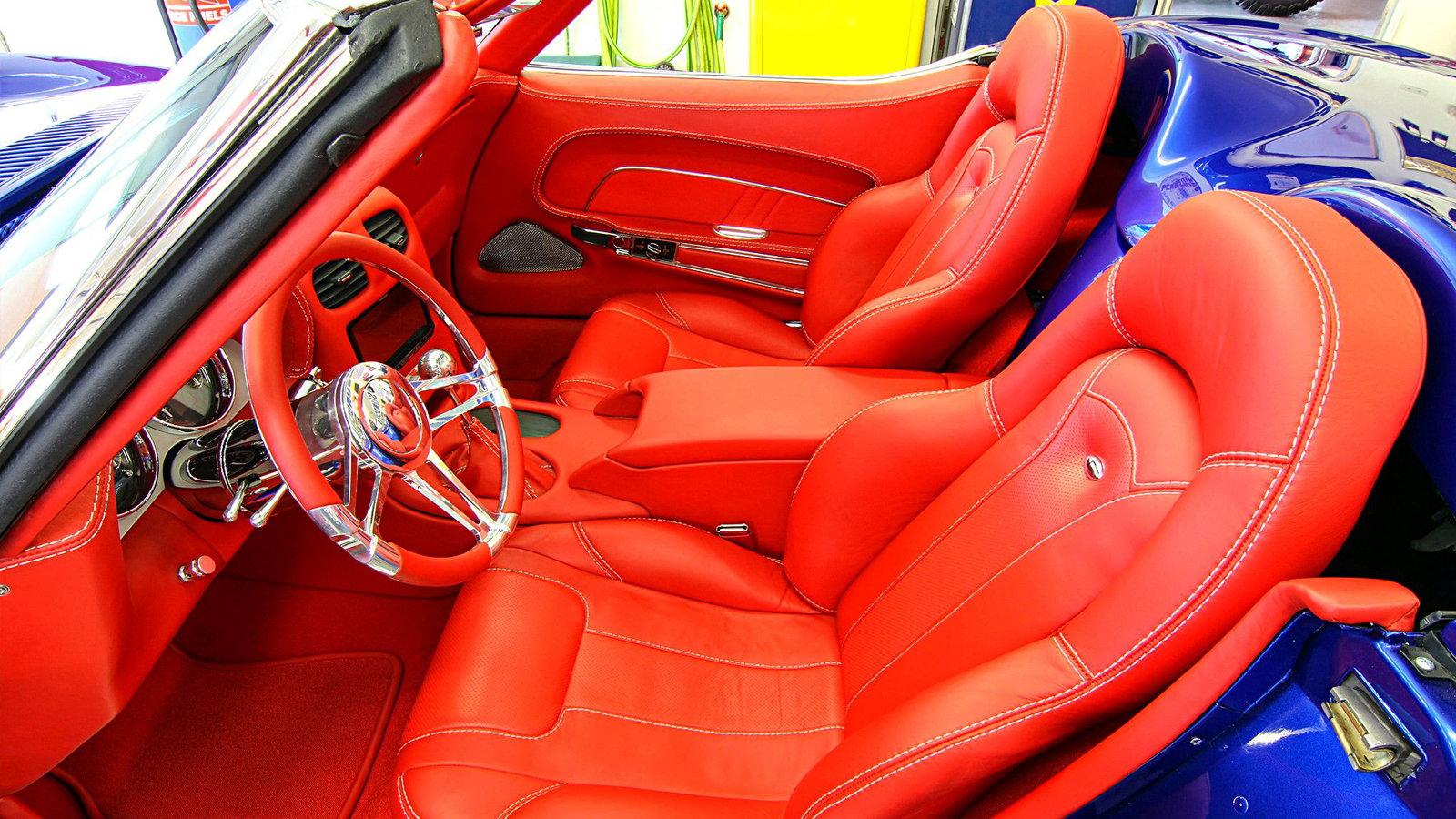 525HP 1972 Corvette Has a Peculiar Story