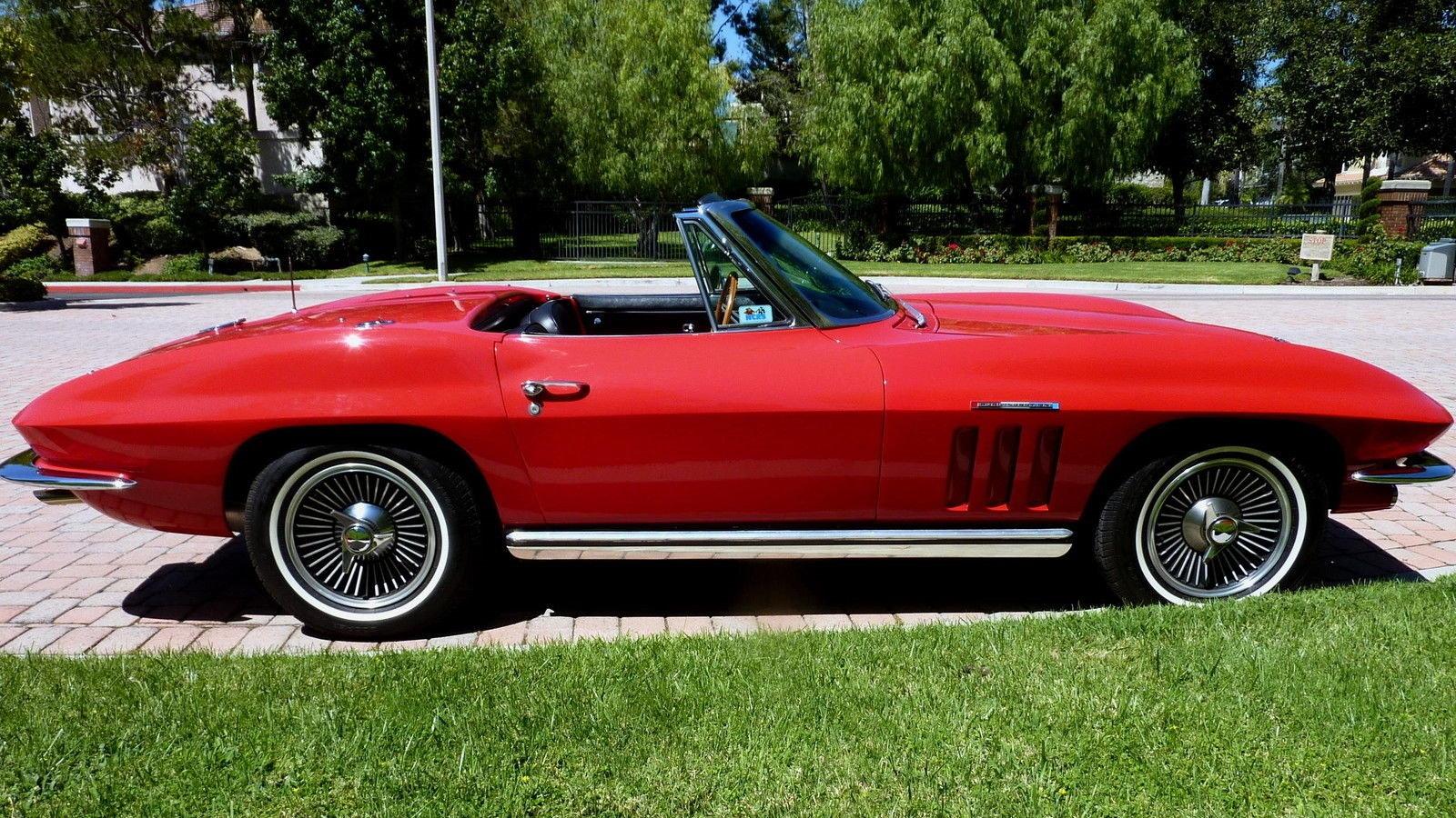 1965 Chevrolet Corvette - $90,000