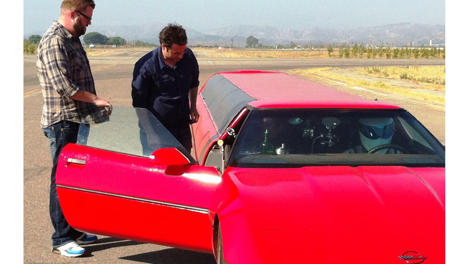 Top Gear USA Corvette
