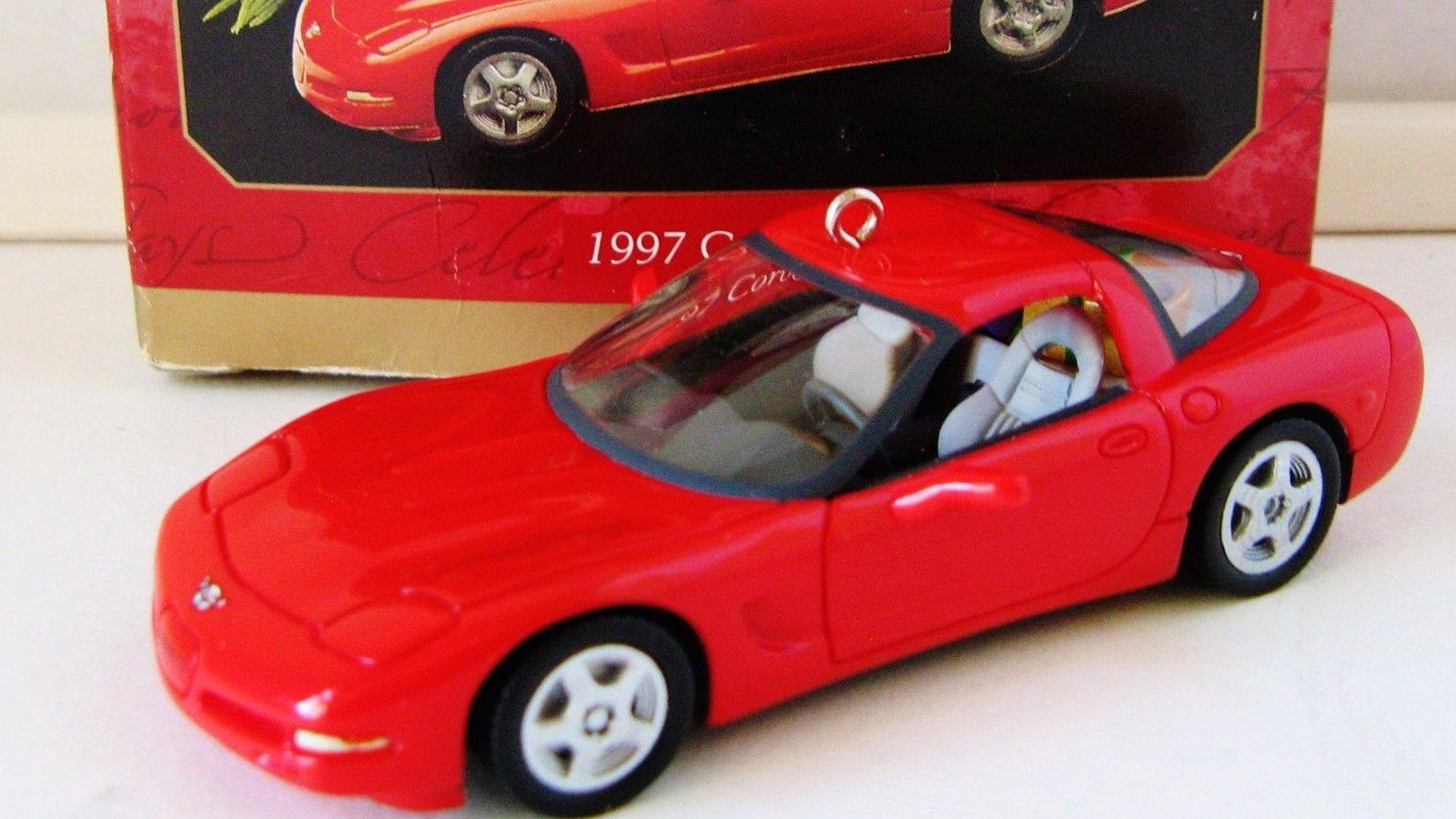 1997 Little Red Corvette