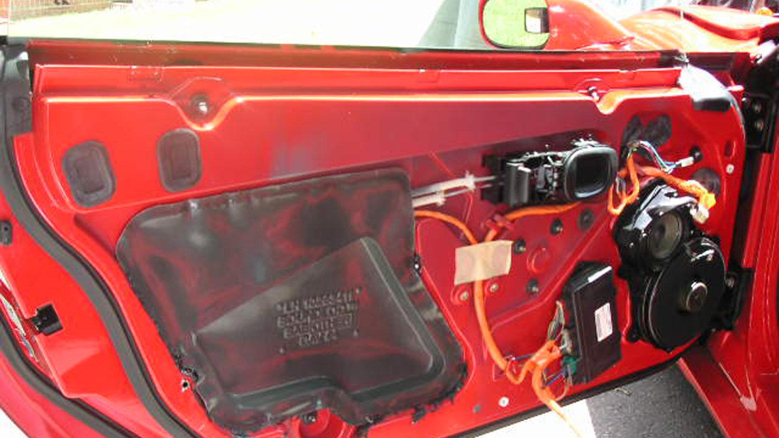 C5 Corvette How To Repair Floppy Side Mirrors Corvetteforum