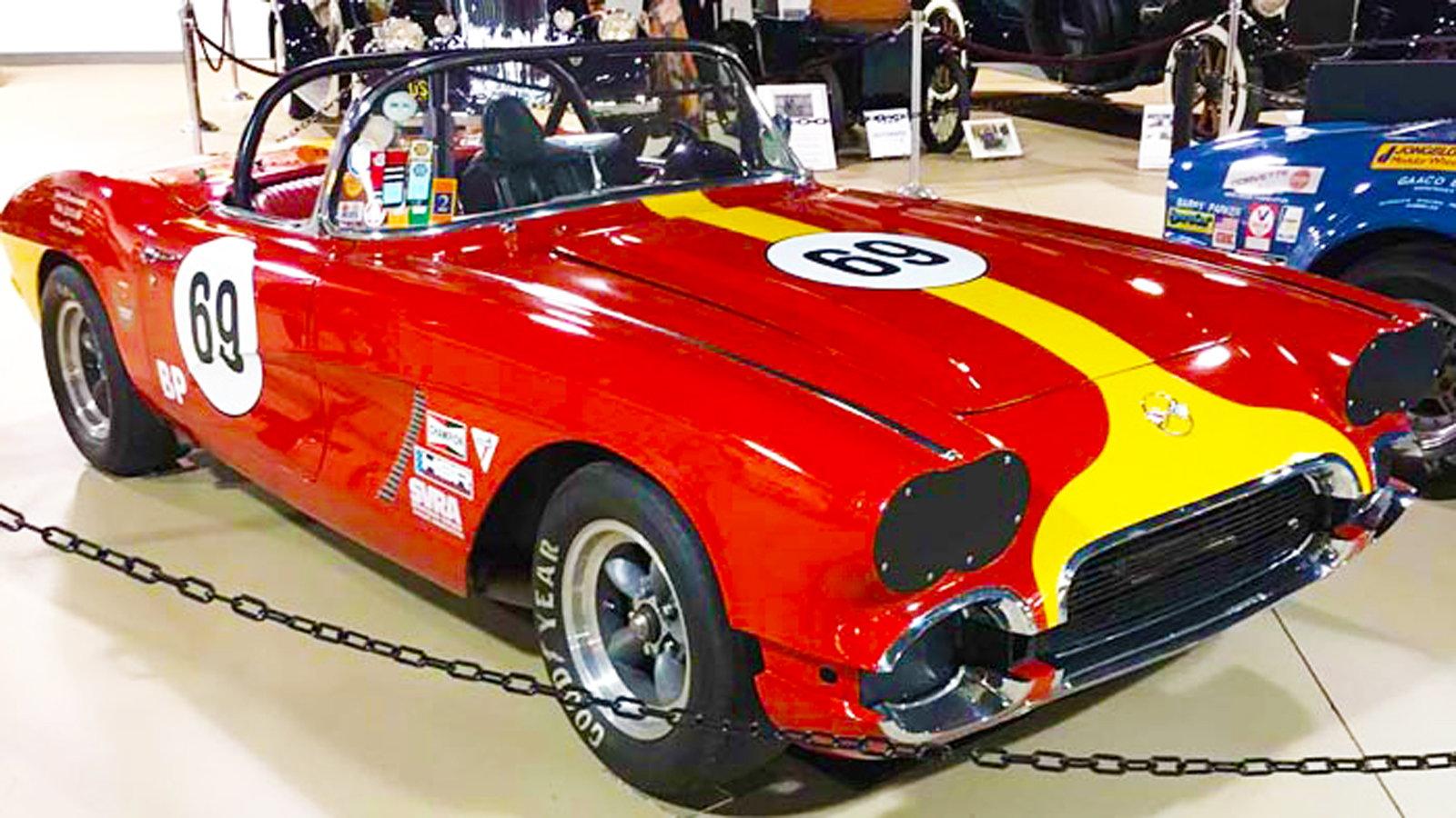 1962 Frank Dominianni #69 SCCA Racer