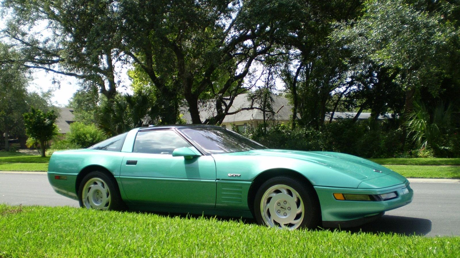C4 ZR1 (1990-1995)