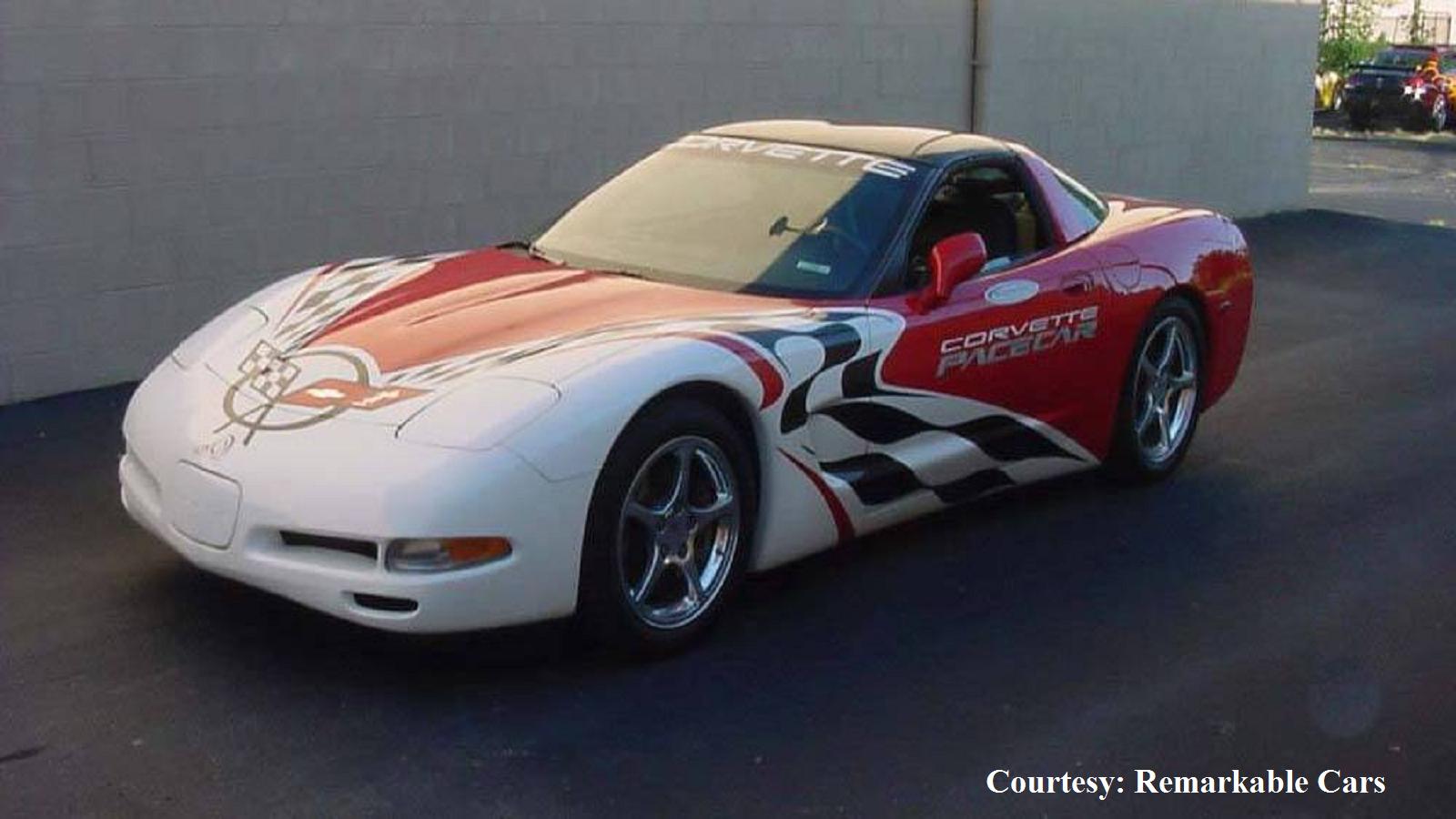 1999 Le Mans Pace Car