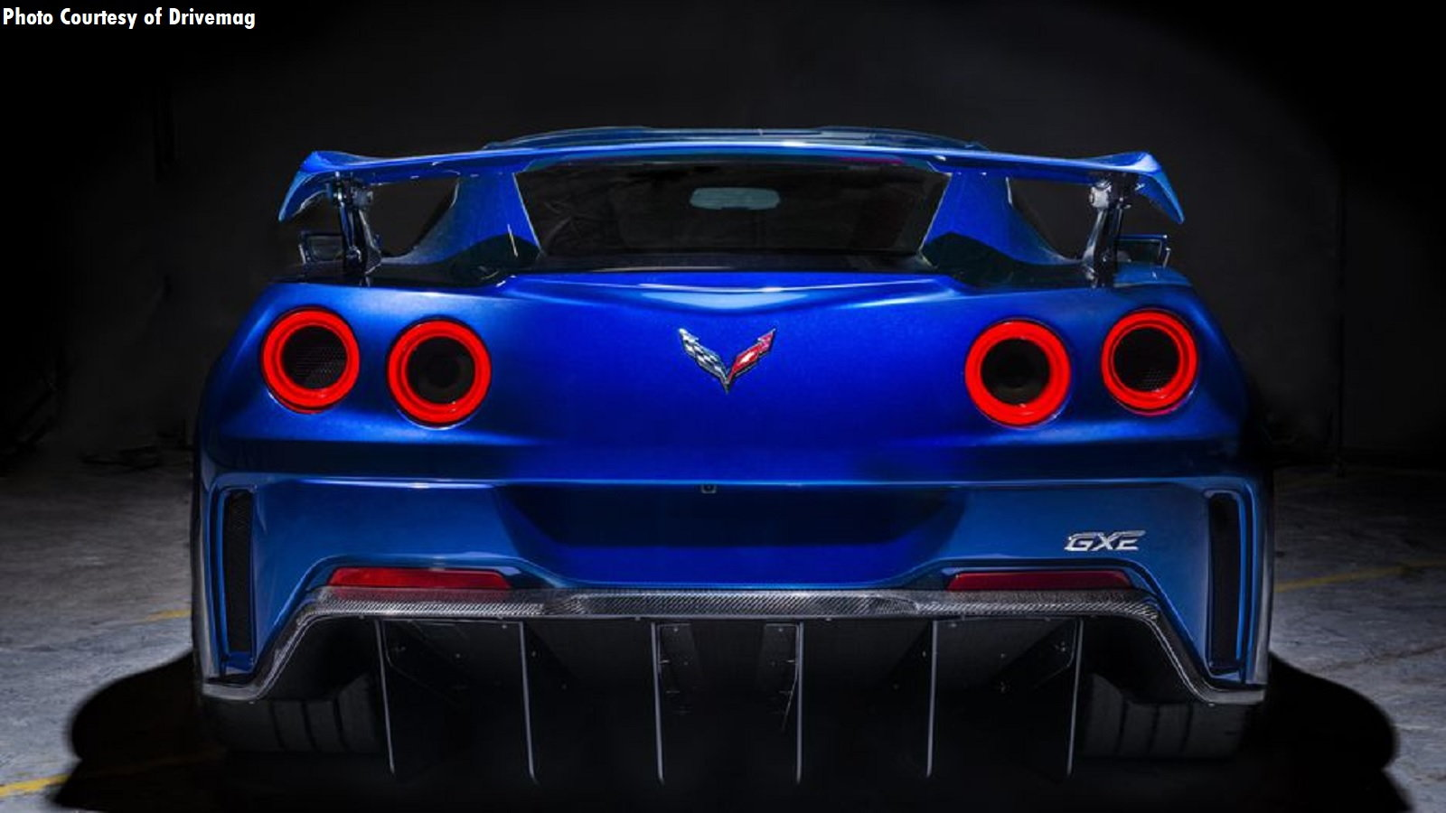 The GXE is an 800HP Electric Corvette