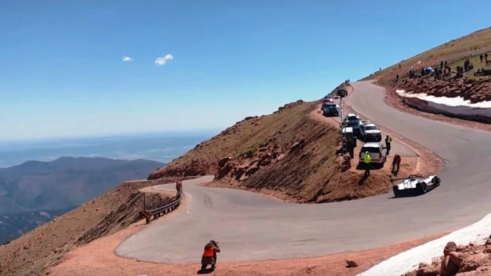 Pike's Peak Hill Climb