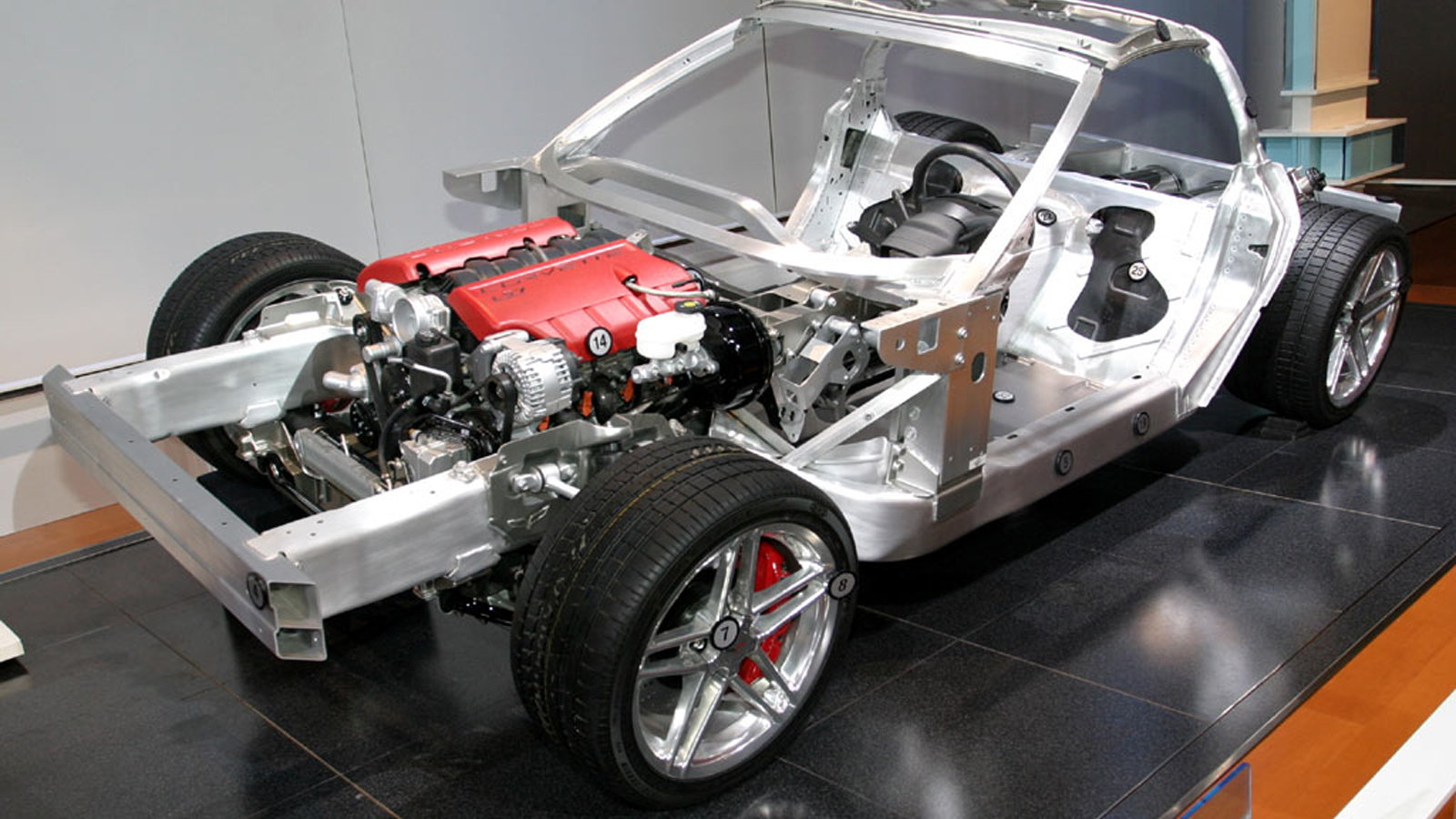 C6 Corvette Z06 General Specs - Corvetteforum