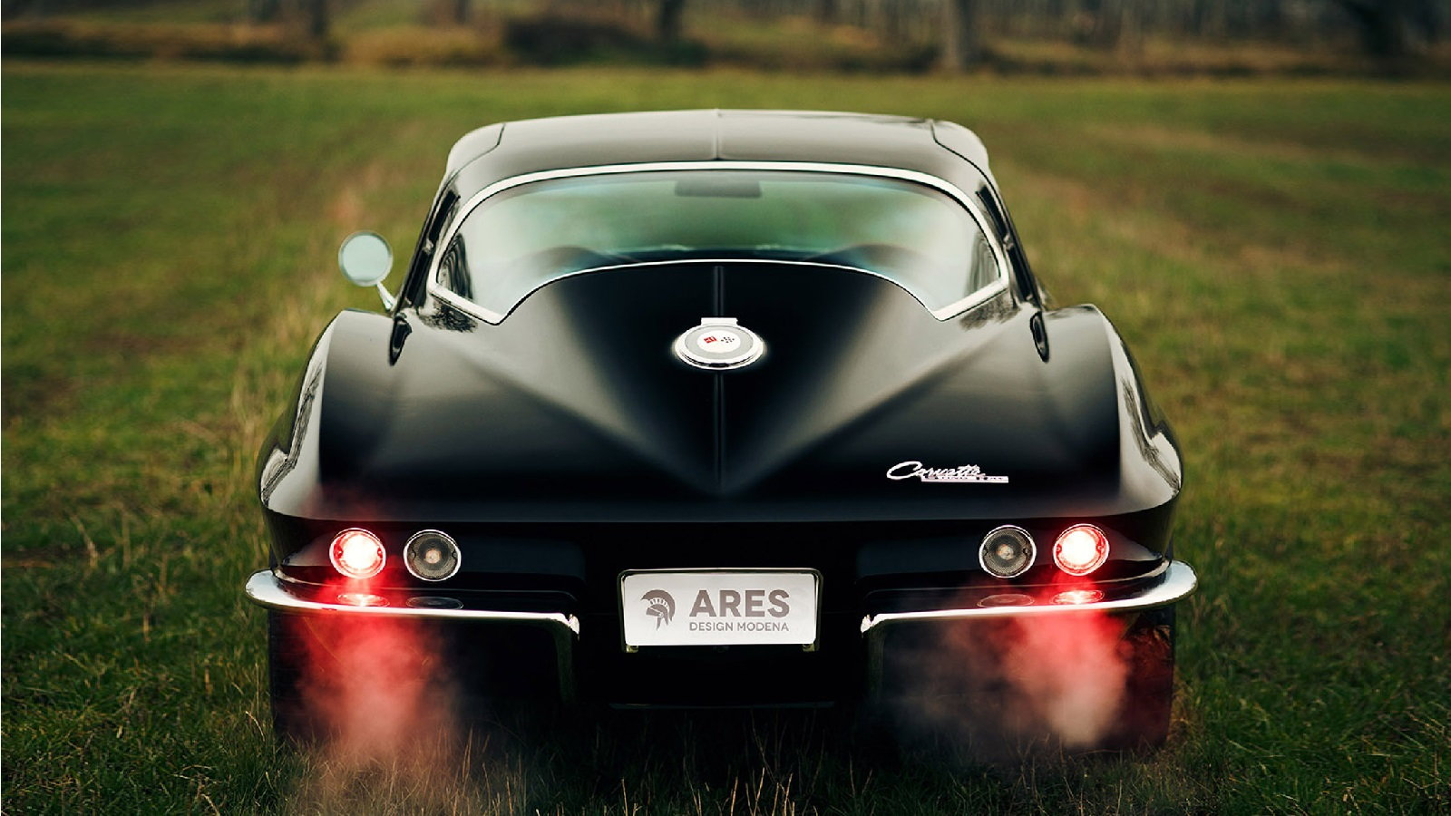 ARES Gives New Life to 1964 C2 with 525HP!