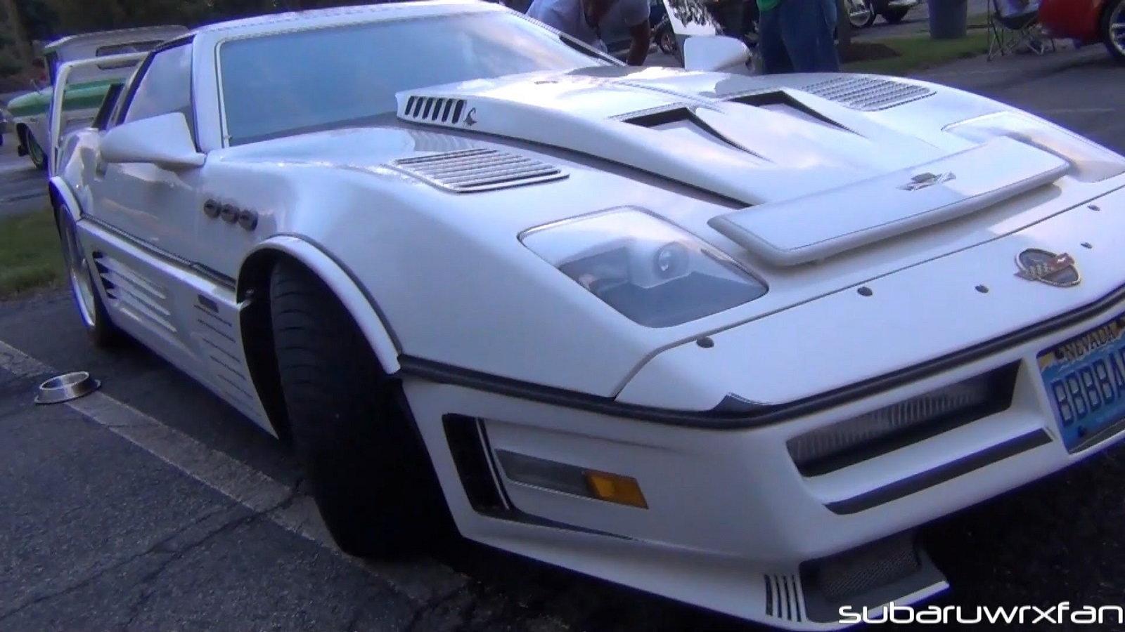 Corvette Ricer