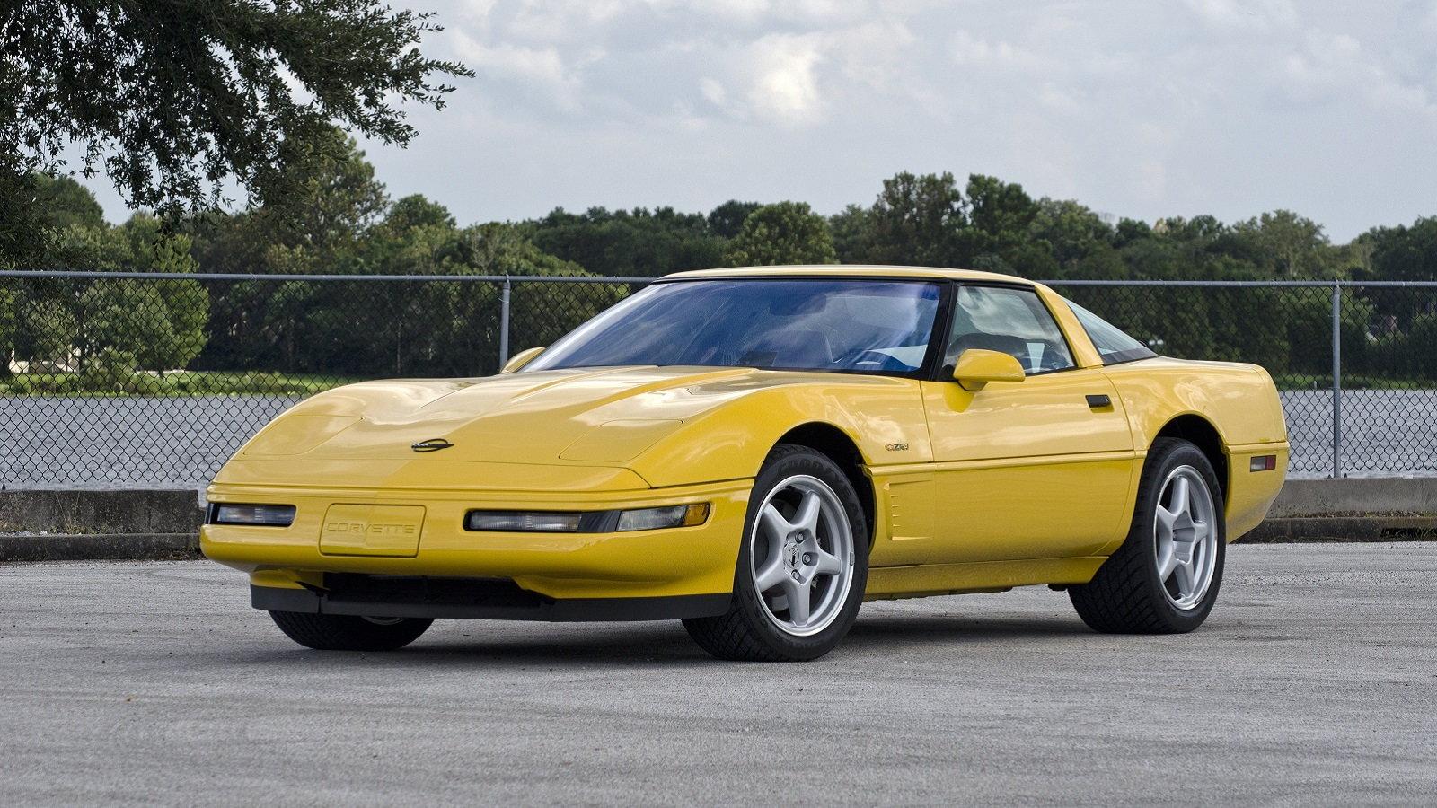 1995: Return of the Pace Car Corvette