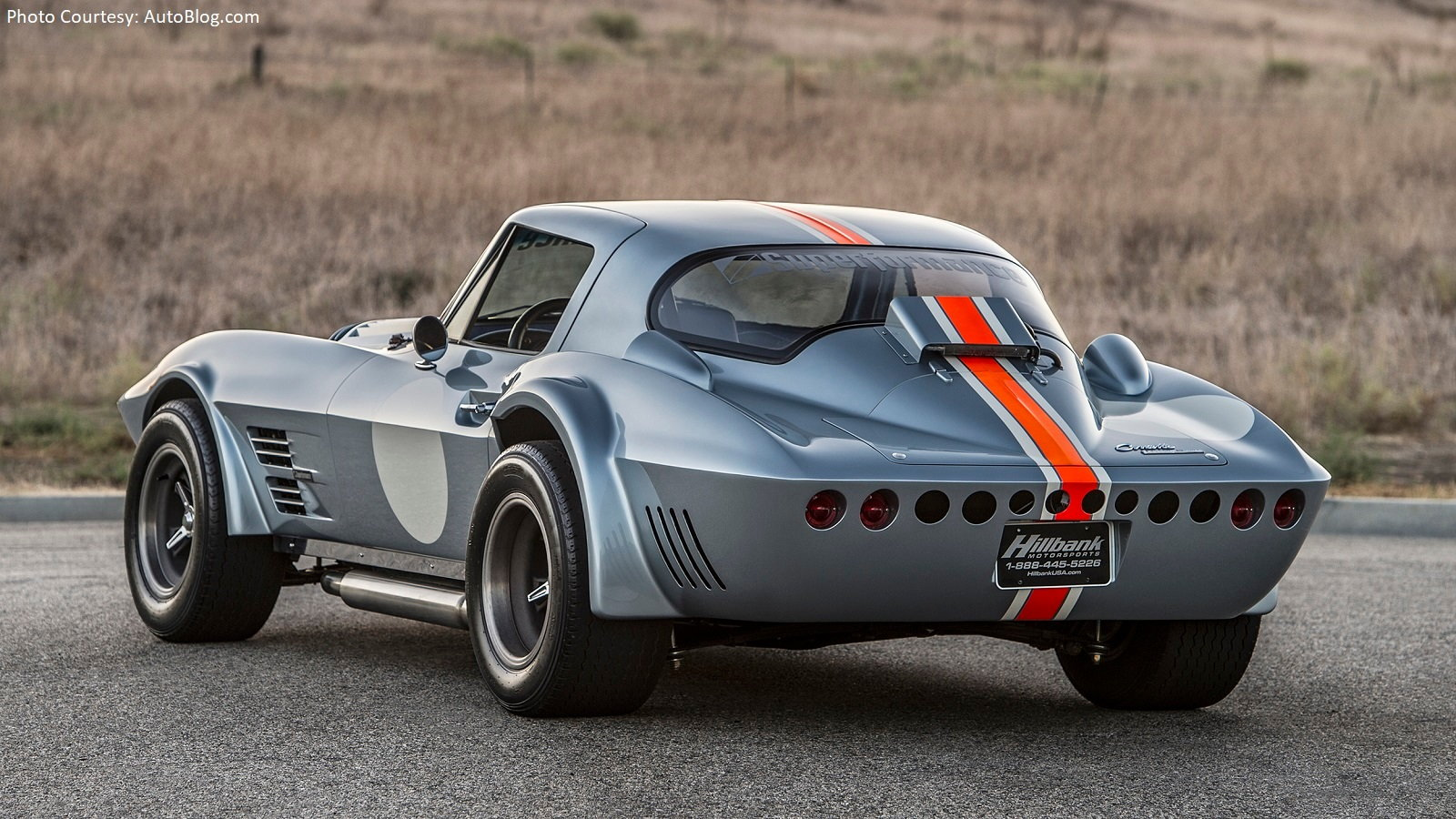 Take a Gander at Superformance's 1963 Grand Sport