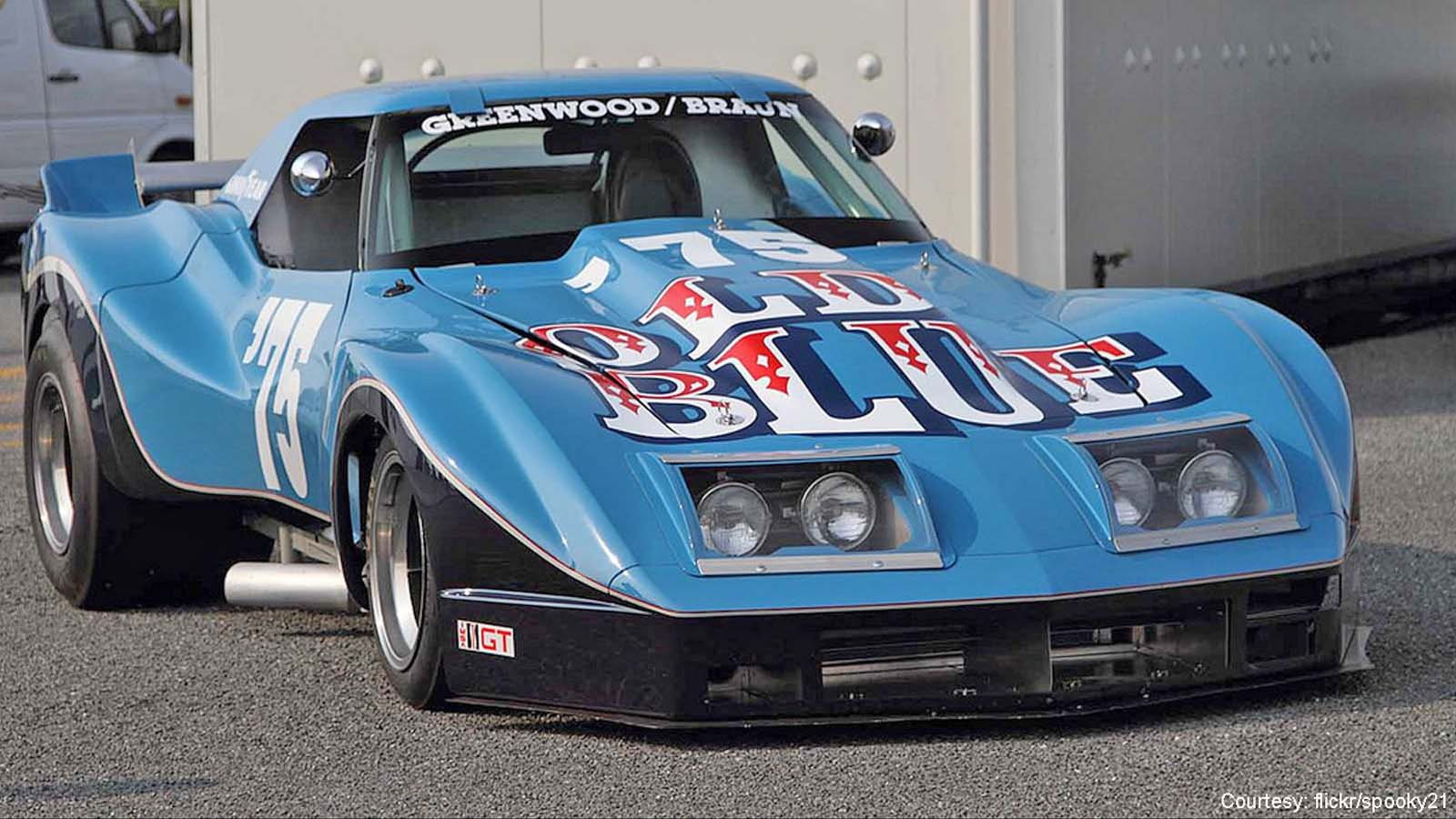 The Greenwood Corvette Story - The Race Cars