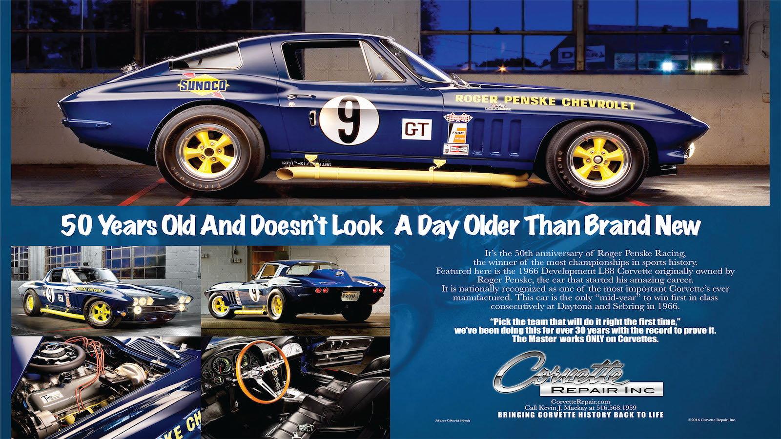 Corvette, Dick Guldstrand