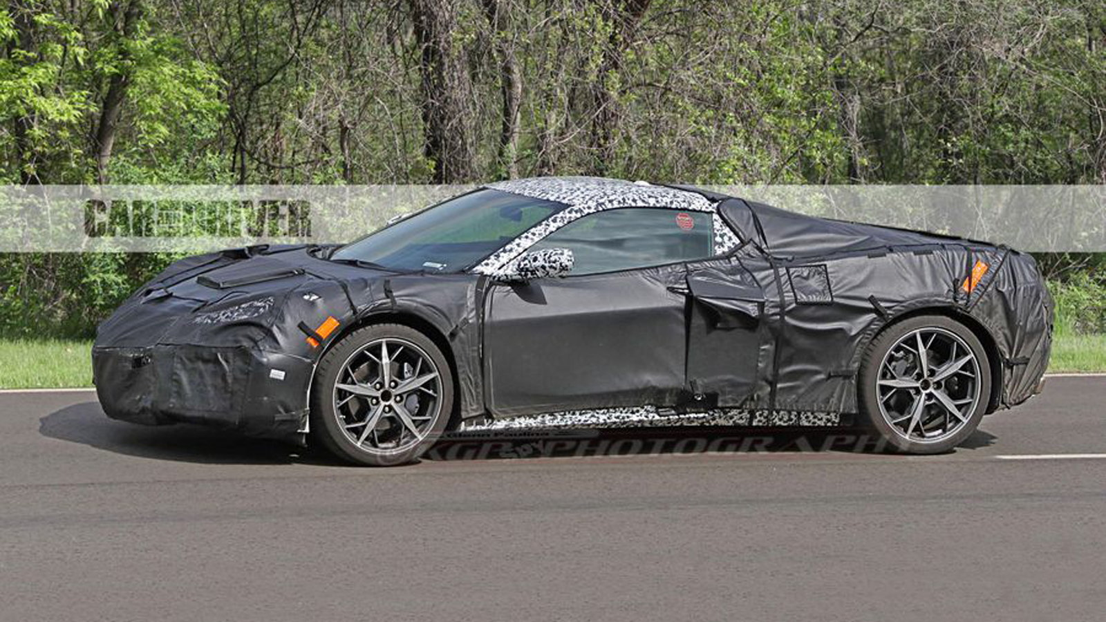 Do New AWD C8 Rumors Signal a Potential Split Line of Corvettes?
