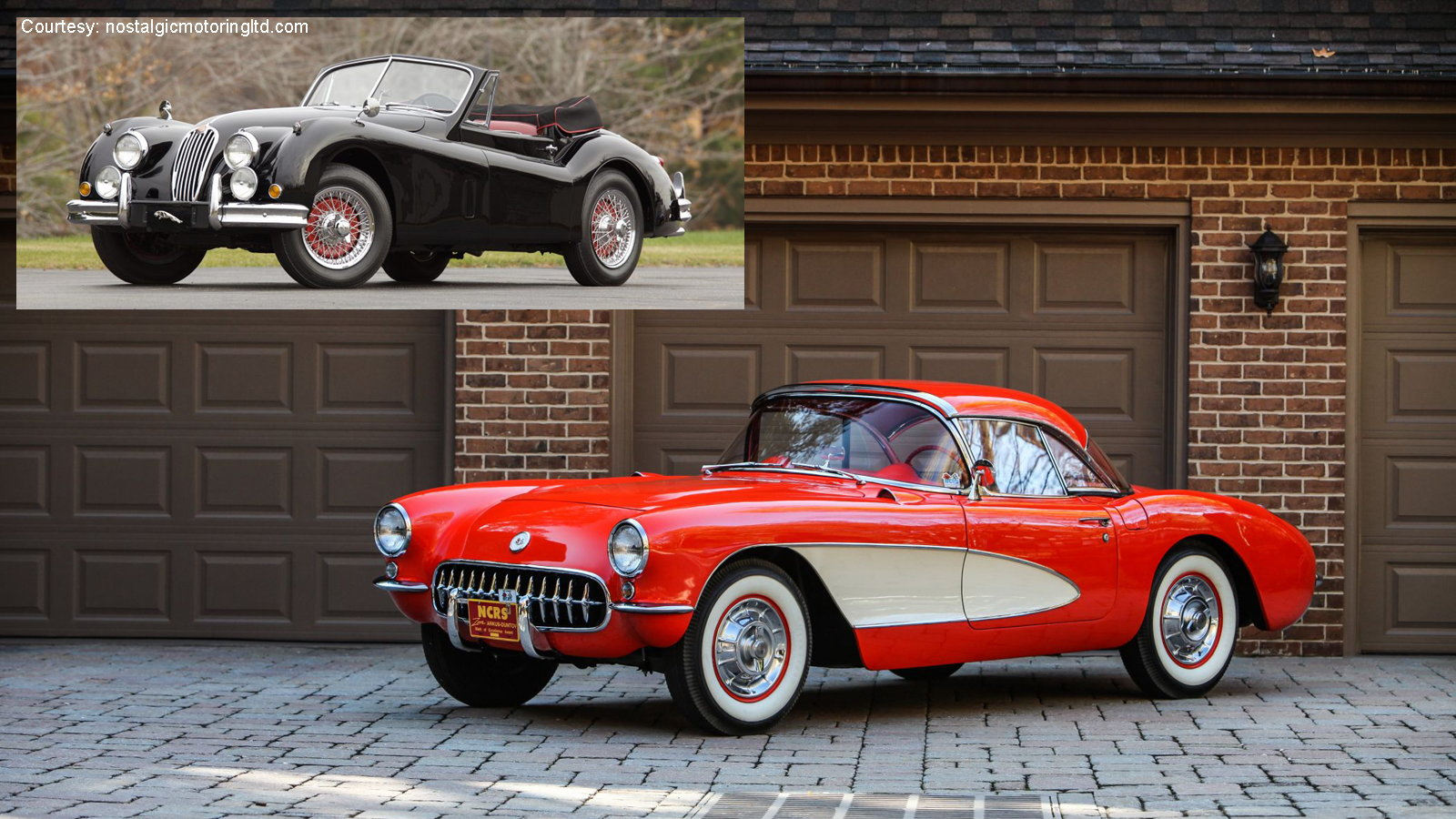 Corvette Year-By-Year Comparo: 1956