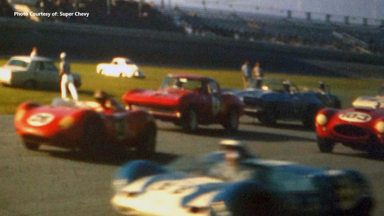 1964 Corvette Race Car Barn Find
