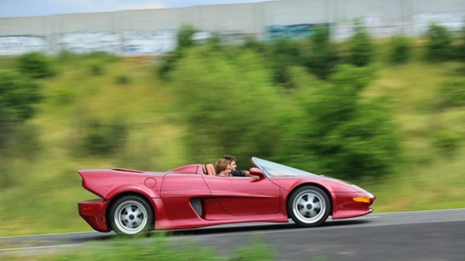 Mysterro: One-Off Mid-Engine Corvette