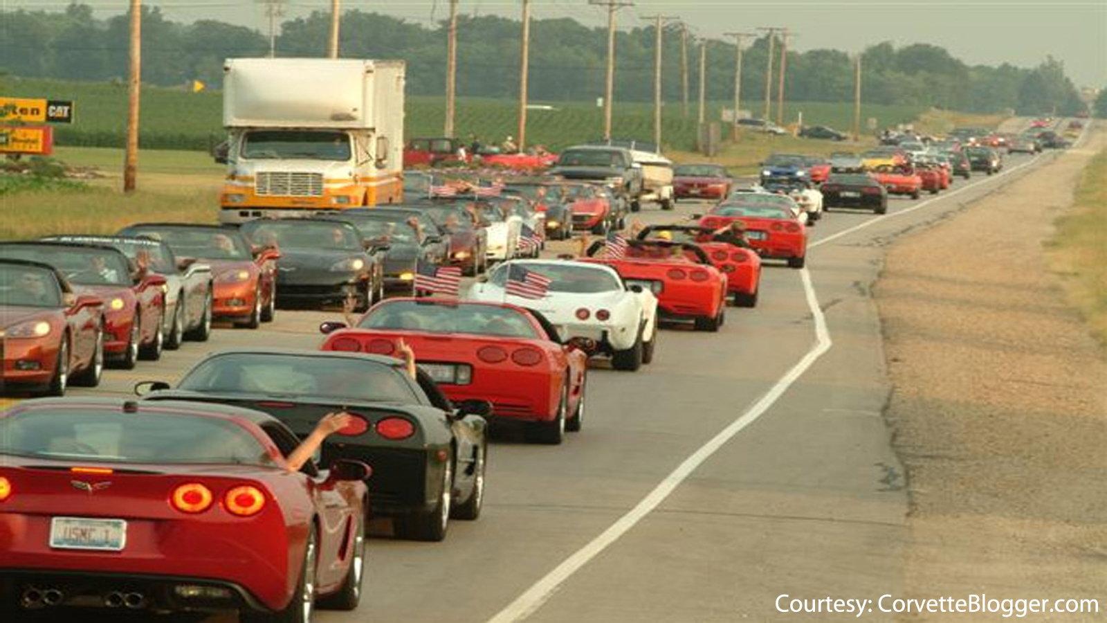 Saving the Corvette Wave
