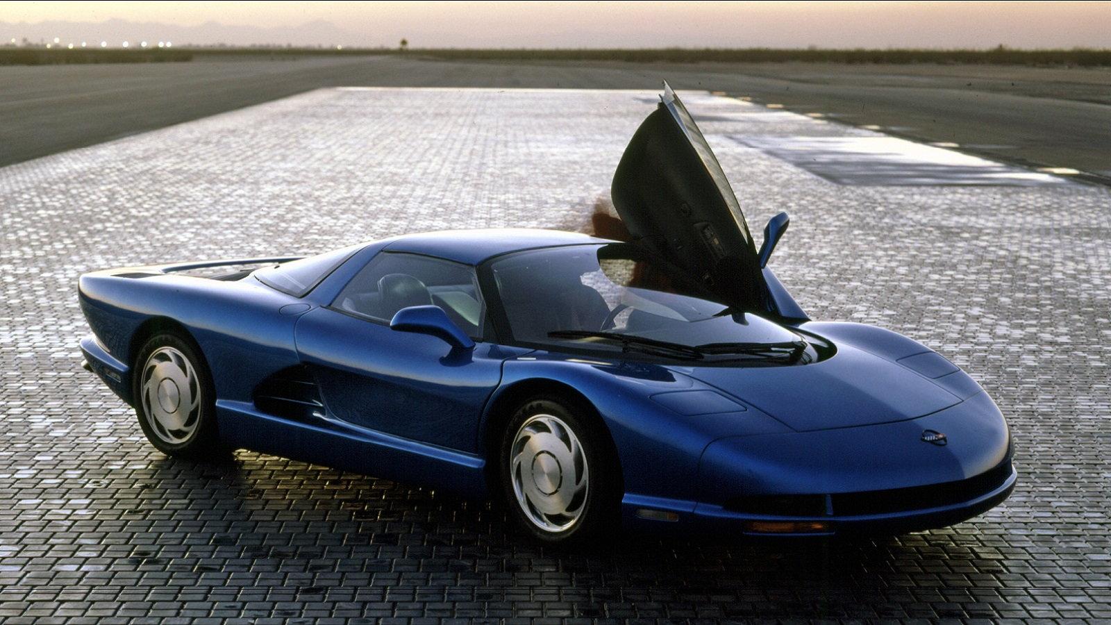 1990 CERV-III