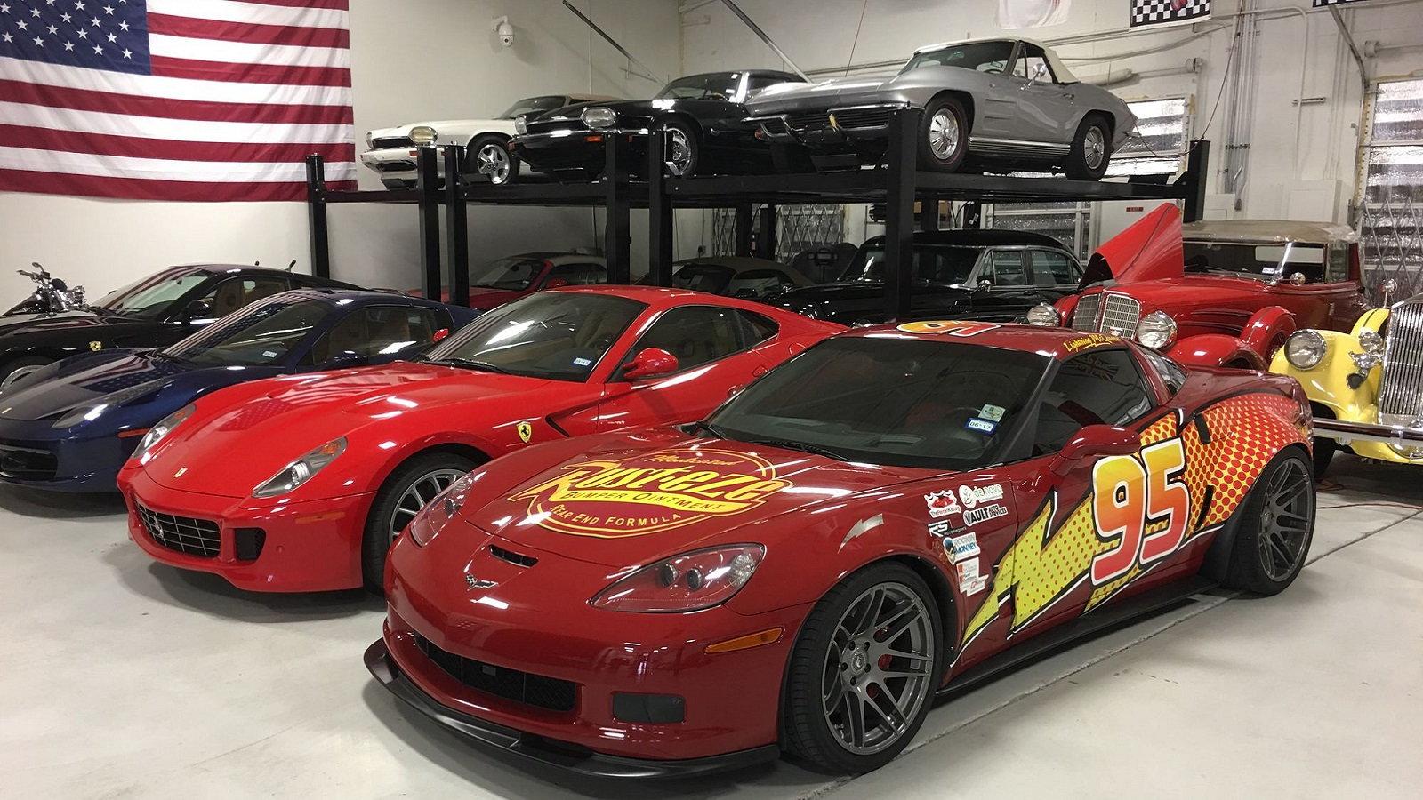 Corvette With a Soul