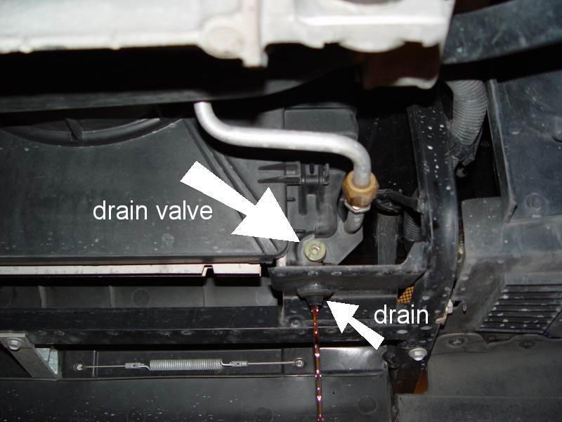 Corvette How To Replace Thermostat Corvetteforum