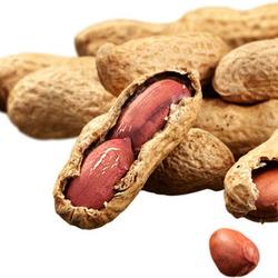 Peanut pile