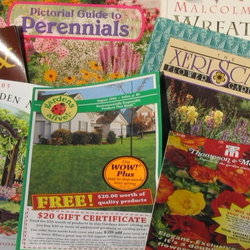 National Mail Order Gardening Month
