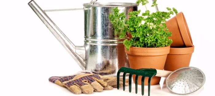 Small Gardening Tools.