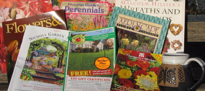January Is Mail Order Gardening Month