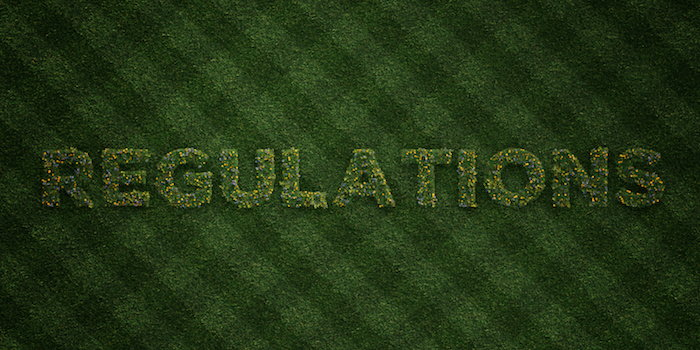 there are a surprising amount of landscaping regulations out there
