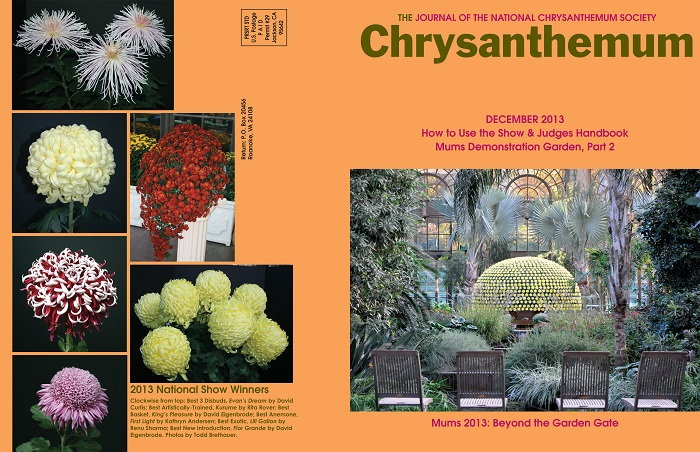 Journal by the National Chrysanthemum Society