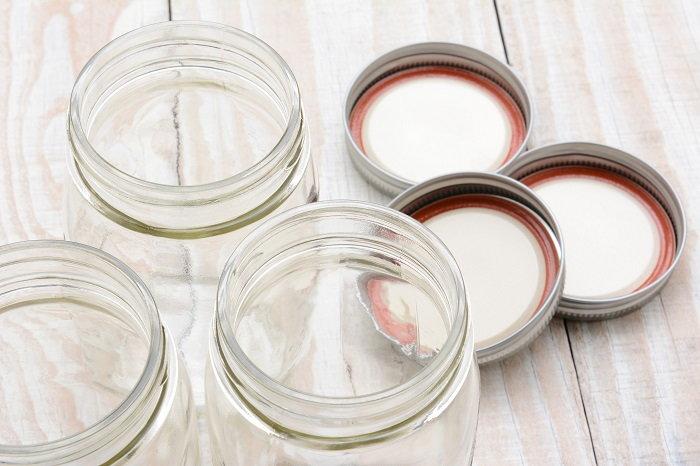 jars and lids