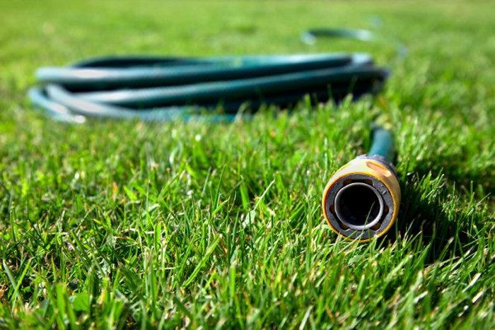 coiled hose