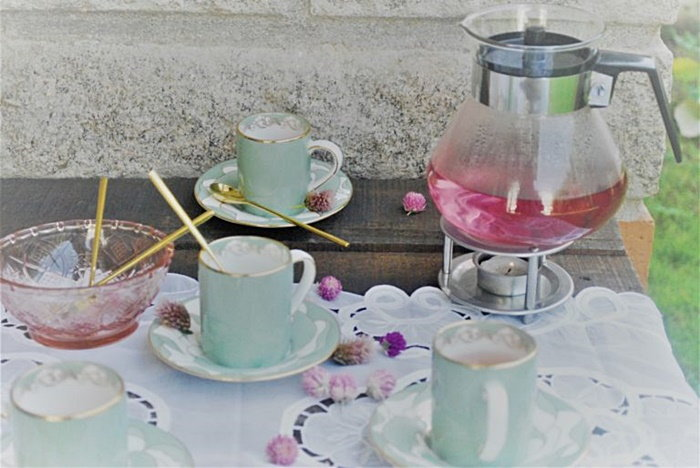 gomphrena tea