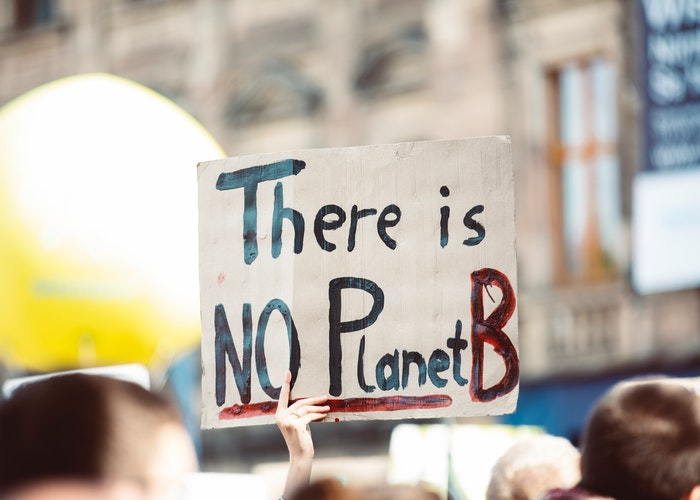 there is no 'Planet B'