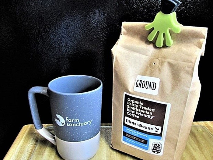 packaged sustainable coffee