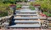 Bluestone stairs