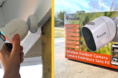 Toucan Wireless Indoor/Outdoor Security Camera