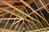 Installing Rafter Ties