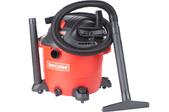 Red Craftsman wet-dry vac